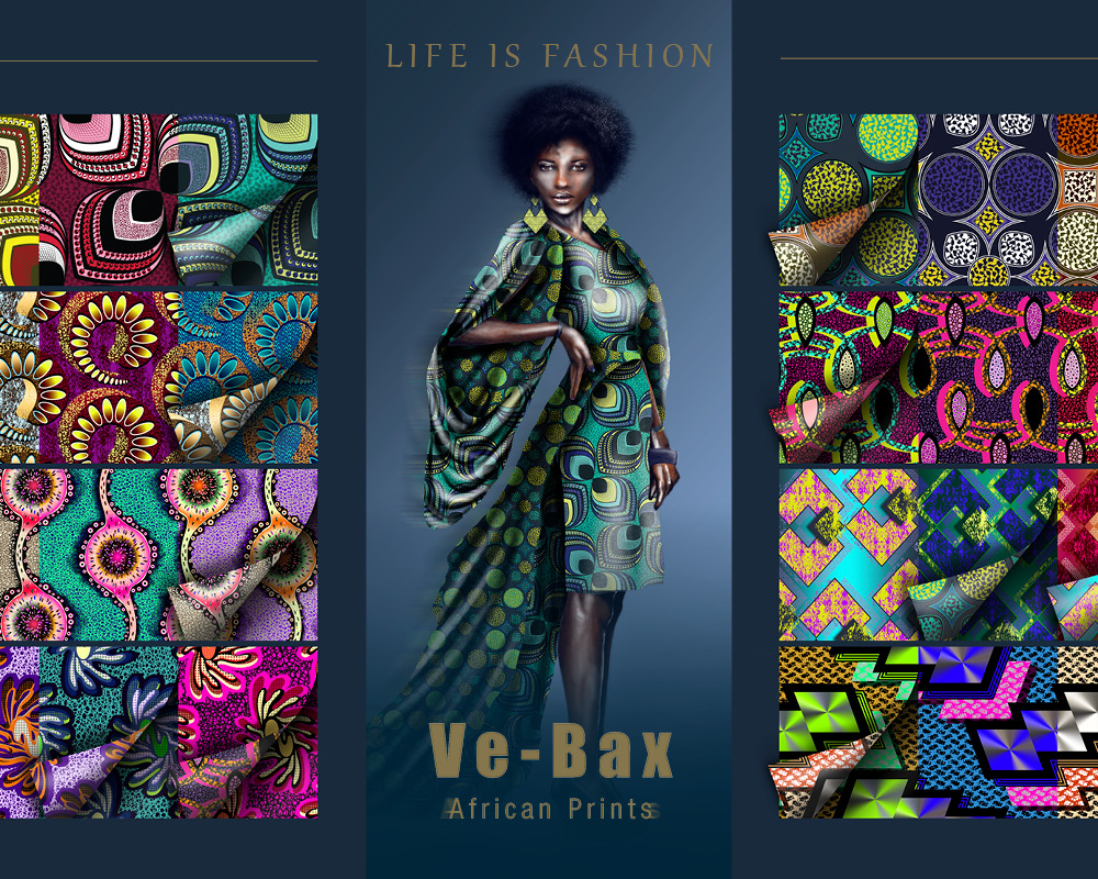 Veba Czech Manufacturer Of Top Quality Clothing Fabrics African Brocades Voiles And Prints